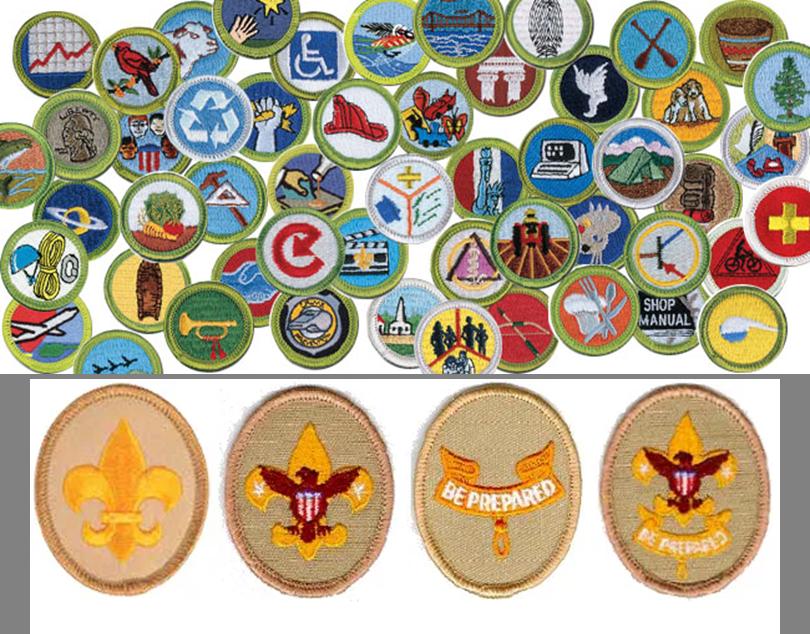 Merit Badge and Rank Day