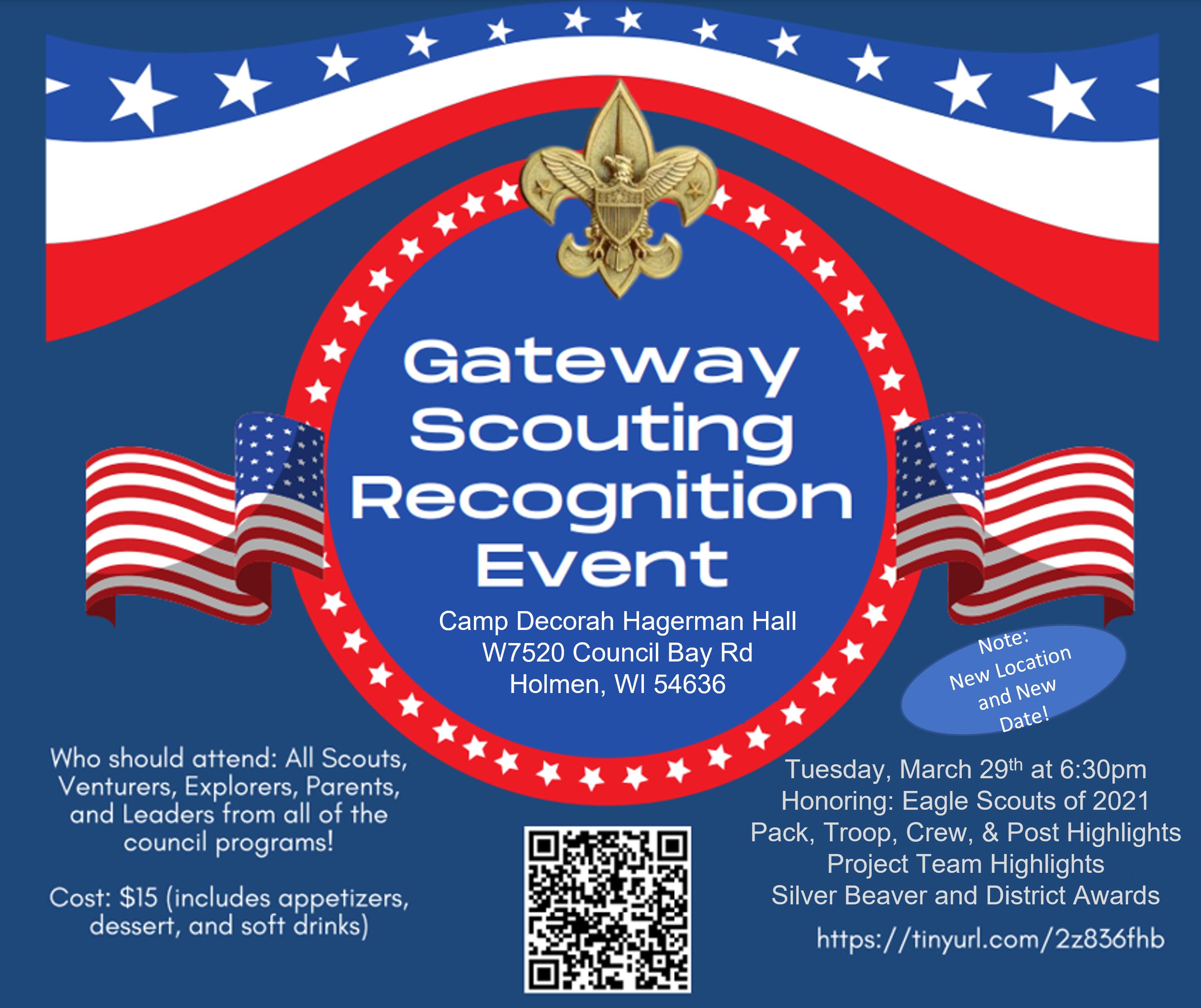 Gateway Area Recognition